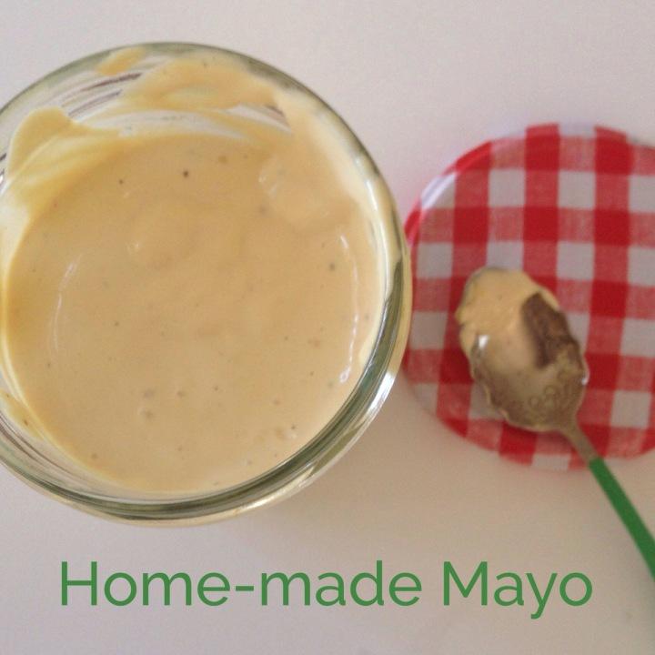 [ recipe ] : home-mademayonnaise
