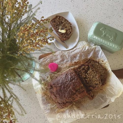 sunday baking: nutloaf
